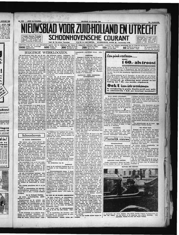 Schoonhovensche Courant 1938-01-10