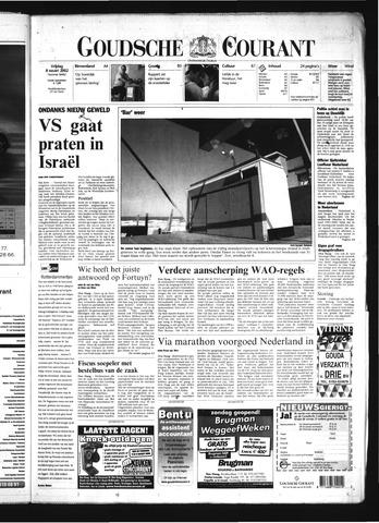 Goudsche Courant 2002-03-08