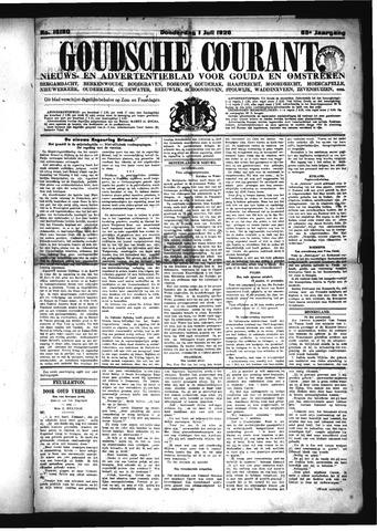 Goudsche Courant 1926-07-01