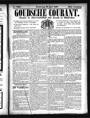Goudsche Courant 1897-04-29