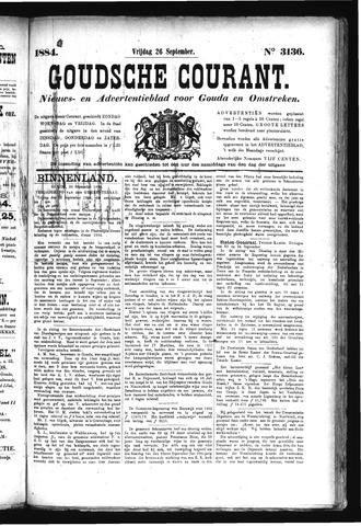 Goudsche Courant 1884-09-26