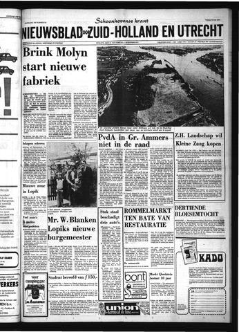 Schoonhovensche Courant 1974-05-10