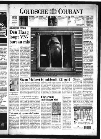 Goudsche Courant 2001-07-25
