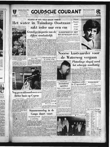 Goudsche Courant 1960-01-18