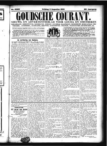 Goudsche Courant 1923-08-03