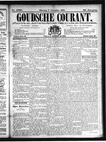 Goudsche Courant 1911-11-07