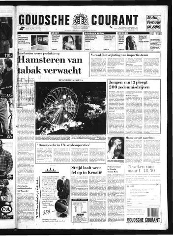 Goudsche Courant 1991-09-25