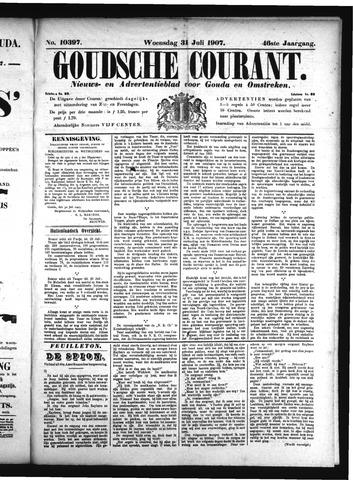 Goudsche Courant 1907-07-31
