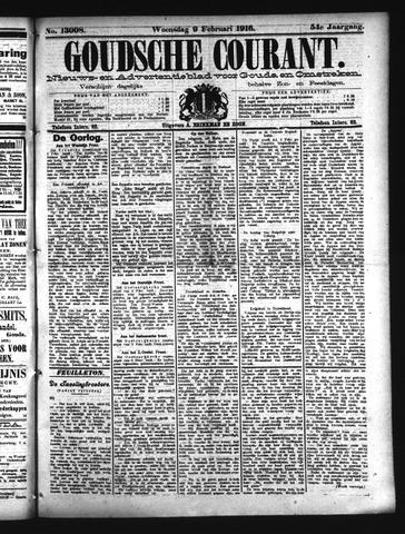 Goudsche Courant 1916-02-09