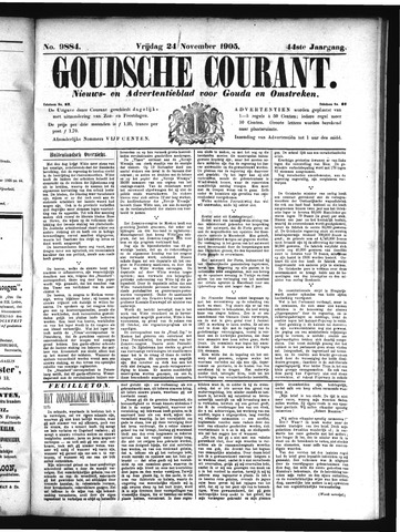 Goudsche Courant 1905-11-24