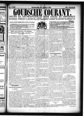 Goudsche Courant 1931-01-22