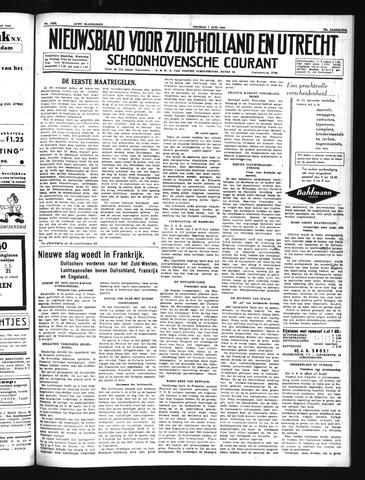 Schoonhovensche Courant 1940-06-07