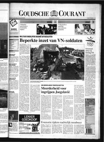 Goudsche Courant 1992-08-10