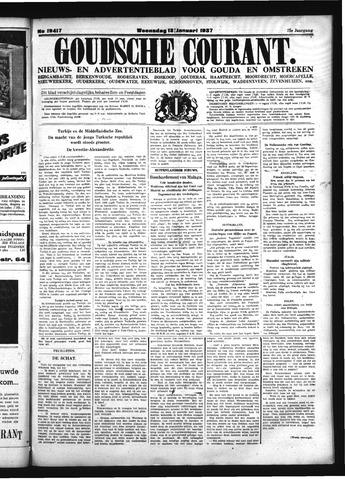 Goudsche Courant 1937-01-13