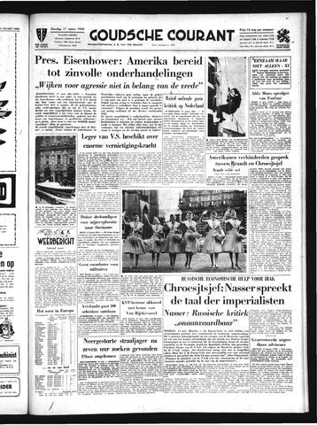 Goudsche Courant 1959-03-17