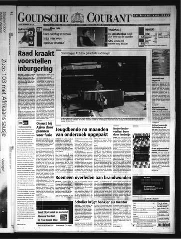 Goudsche Courant 2005-07-21