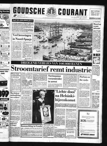 Goudsche Courant 1985-08-02