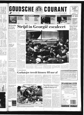 Goudsche Courant 1991-12-24