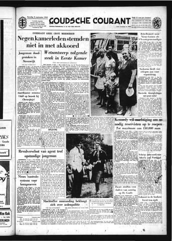 Goudsche Courant 1962-09-08