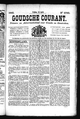 Goudsche Courant 1882-04-14