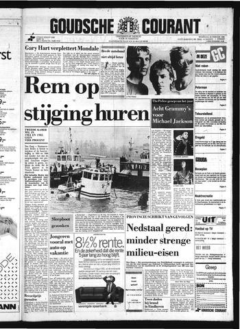 Goudsche Courant 1984-02-29
