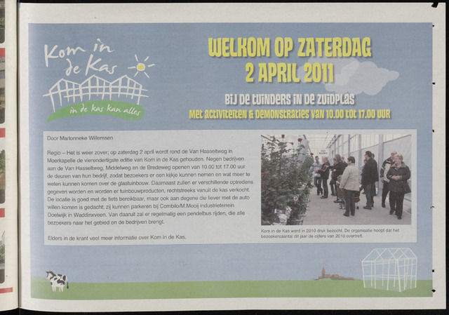 Hart van Holland - Editie Zuidplas 2011-03-30