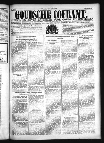Goudsche Courant 1939-10-18