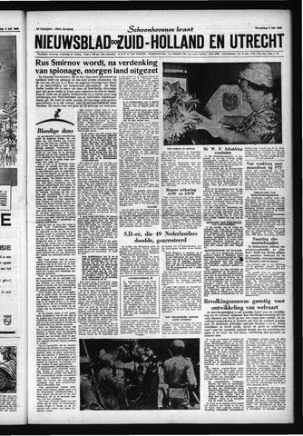 Schoonhovensche Courant 1960-07-06