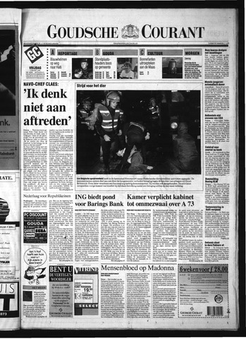 Goudsche Courant 1995-03-03
