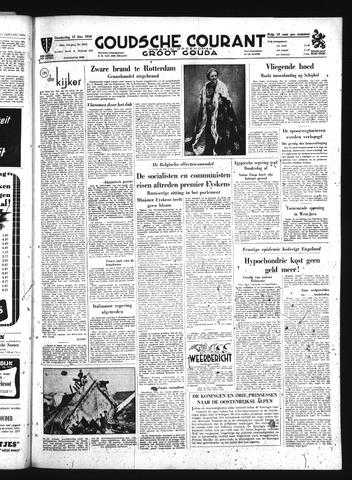 Goudsche Courant 1950-01-12