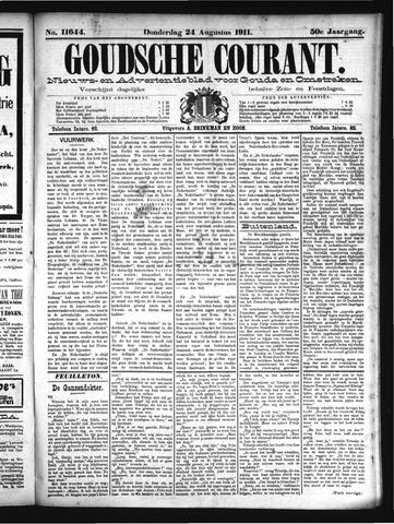 Goudsche Courant 1911-08-24
