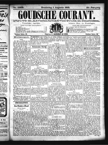 Goudsche Courant 1912-08-01