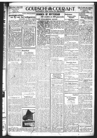 Goudsche Courant 1943-04-01