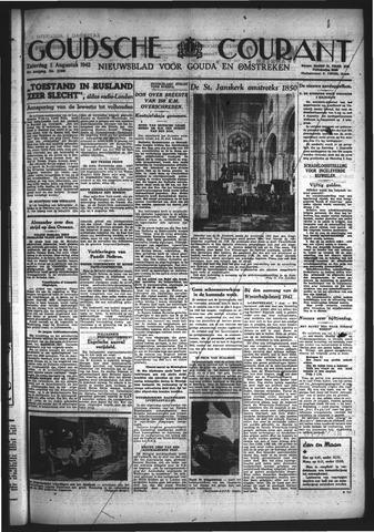 Goudsche Courant 1942-08-01