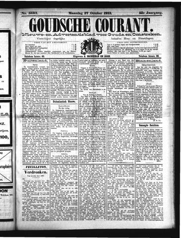 Goudsche Courant 1913-10-27