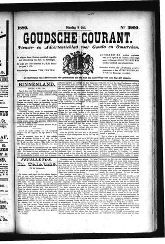 Goudsche Courant 1889-07-09