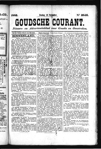 Goudsche Courant 1882-11-19