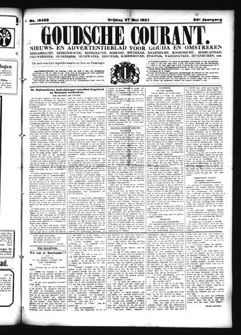 Goudsche Courant 1927-05-27