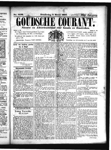 Goudsche Courant 1900-03-08