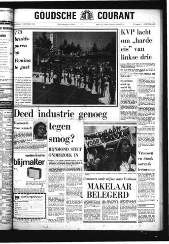 Goudsche Courant 1972-10-09