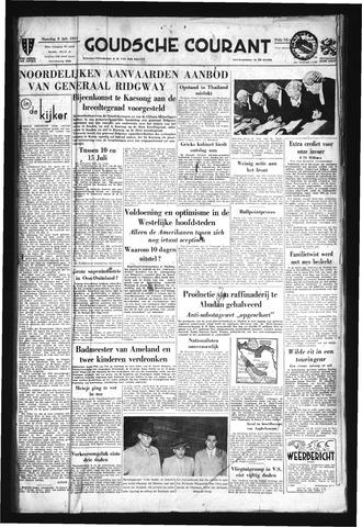 Goudsche Courant 1951-07-02