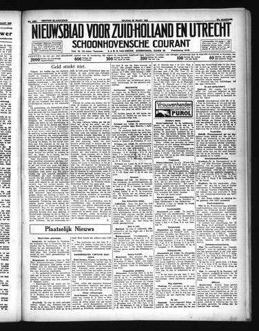 Schoonhovensche Courant 1935-03-29