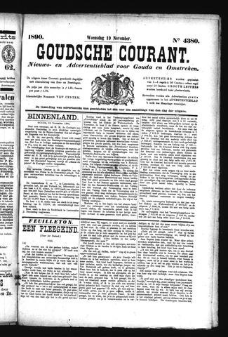 Goudsche Courant 1890-11-19