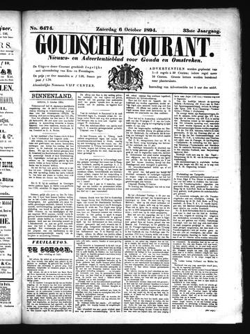 Goudsche Courant 1894-10-06