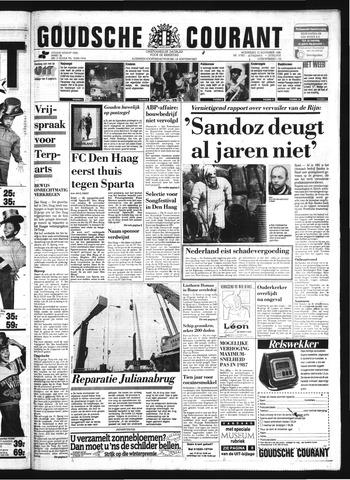 Goudsche Courant 1986-11-12