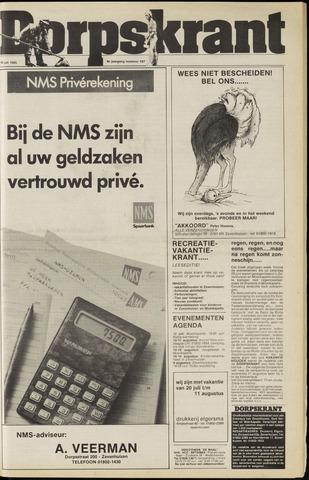 Dorpskrant 1985-07-10
