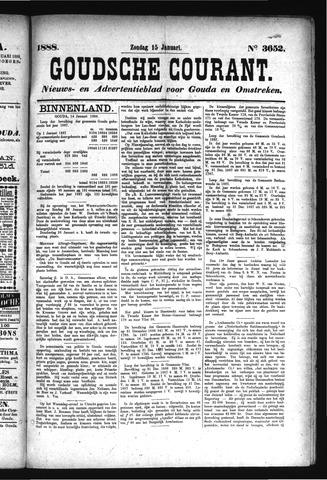 Goudsche Courant 1888-01-15