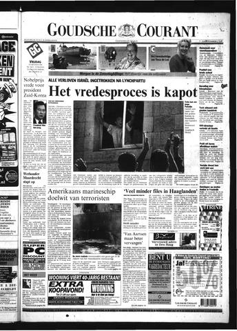 Goudsche Courant 2000-10-13