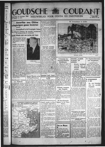 Goudsche Courant 1940-10-12