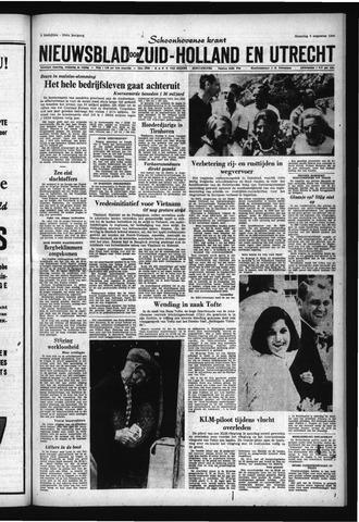 Schoonhovensche Courant 1966-08-08